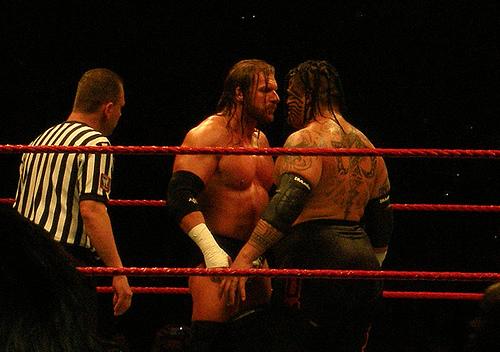 Wwf wrestling