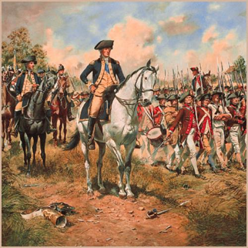 genertals of the american revolution essay The american revolution essay example and the legacy of colonial political ideas all played an equal role in the incitement of the american revolution.