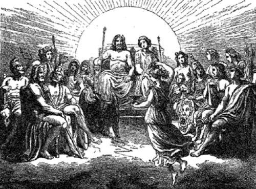 Tar Heel Reader | Dei Romae – The Roman Gods