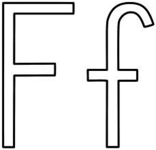 Letter F Lessons Tes Teach