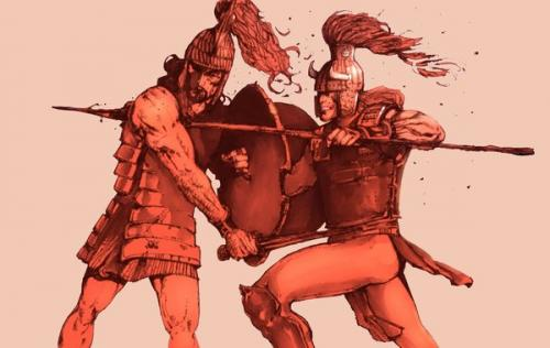 thesus vs achilles Theseus, the legendary king of athens befitting athens, a city renowned for its thinkers, theseus, the chief hero of athenian legends, was known more for his quick.